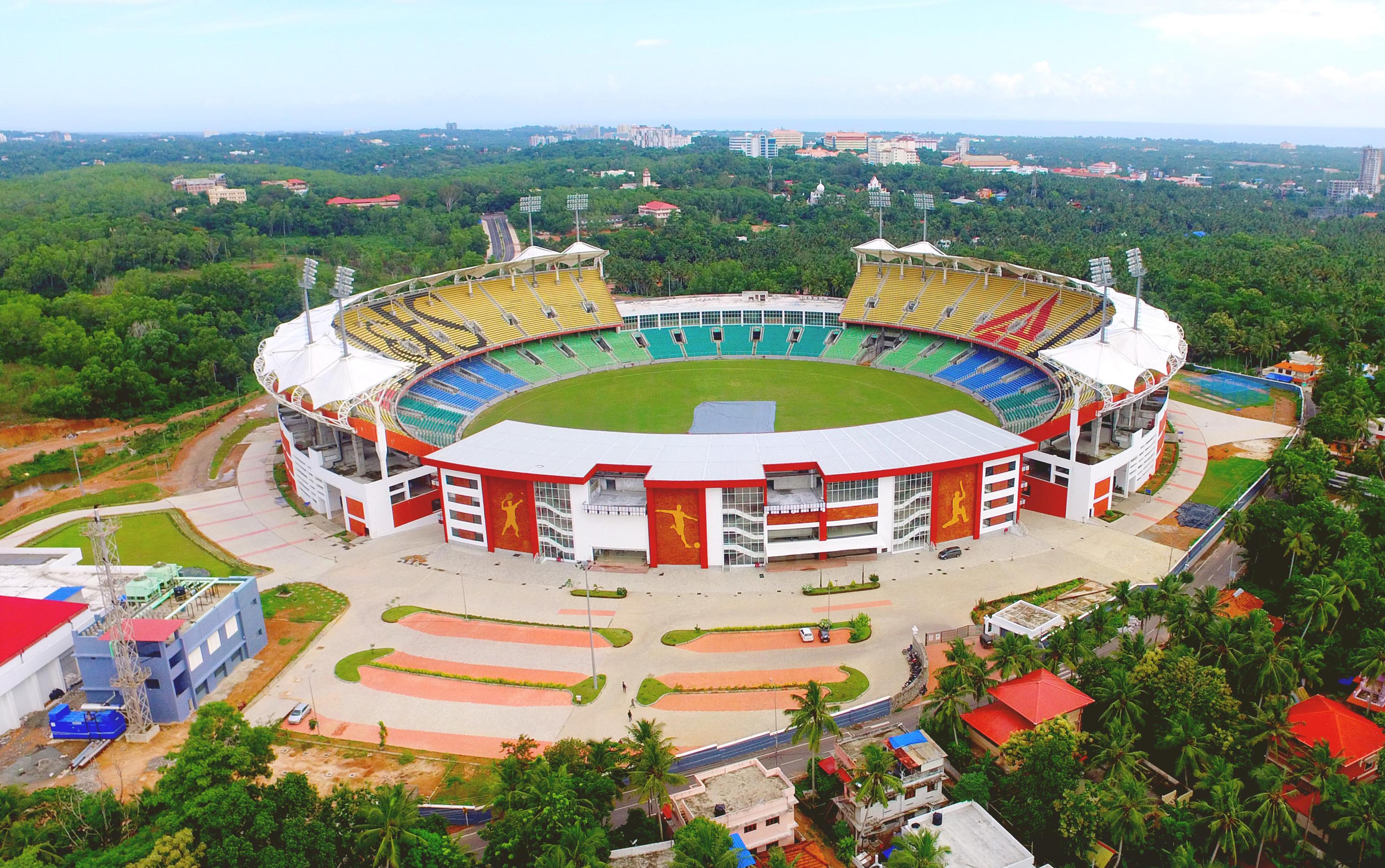 TRIVANDRUM INTERNATIONAL STADIUM in India | KreedOn